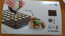 Lekue Macaron Bake Kit silicon