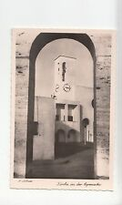 B78782 kirche in der cyrenaika Lybia libia  scan front/back image