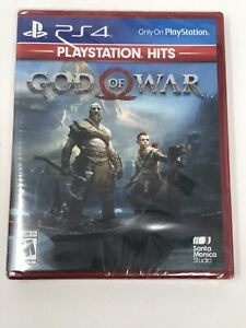God of War Hits - Sony PlayStation 4 PS4 - New Factory Sealed
