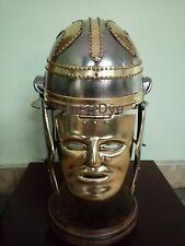 Medieval Roman  Knight Helmet - re-enactment / larp / role-play / fancy-dress