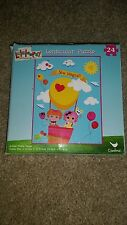 LALALOOPSY LENTICULAR PUZZLE SEW MAGICAL 24 PIECES