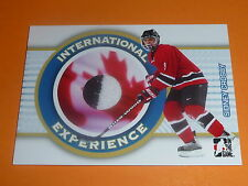 05-06 ITG SIDNEY CROSBY SERIES International Experience Crosby 2 CLR Jersey RC