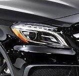 Mercedes-Benz GLA-Class Genuine Right Xenon Headlight NEW GLA250 GLA45 New 2015+