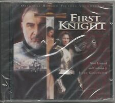 JERRY GOLDSMITH - First Knight - CD OST 1995 SIGILLATO SEALED