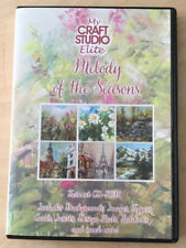 My Craft Studio Elite Melody of the Seasons TwinSet CD ROM Papercrafting