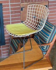 Vintage Knoll Bertoia Child's Chair with Original Pad