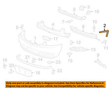 Cadillac GM OEM Escalade Front Bumper-Bumper Cover Side Bracket Right 25948815