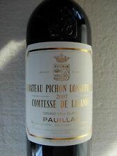 CH. PICHON LONGUEVILLE COMTESSE DE LALANDE 2007 - PAUILLAC - 2ème GR CRU CLASSE