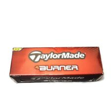 TaylorMade Burner Package of 3 Golf Balls White Nib