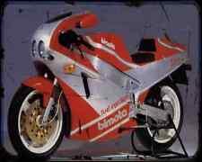 Bimota Yb Tuatra 89 1 A4 Metal Sign Motorbike Vintage Aged