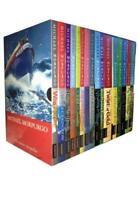 Morpurgo Series 16 Children Books Collection Set Little Foxes War Horse NEW