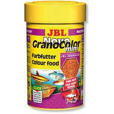 JBL NovoGranoColor mini 100ml Novo Grano Color Fish Food Colour Enhancer