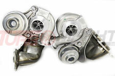 Upgrade Turbocharger BMW 3 Series 335i orig. 306 hp N54 Bi-Turbo System up to