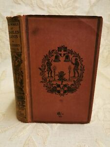 Antique Book Of Elia And The Last Essays Of Elia, By Charles Lamb - 1932