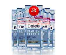 5x Balea Beauty Effect Hyaluronic Acid Lifting Skin Kur Intensive Concentrate