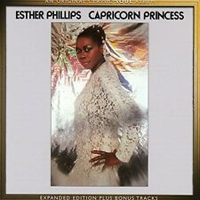 Esther Phillips - Capricorn Princess: Expanded Edition [New CD] Expanded Version