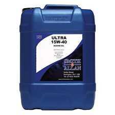 Ultra 15w-40 Engine Oil Petrol & Diesel Mixed Fleet 20 Litre 20L