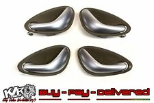 Holden Brown / Shale / Shadow Chrome Inner Door Handle Interior VY VZ WK WL KLR