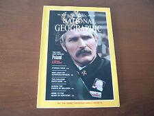 National Geographic April 1982 Vol. 161 NO. 4 The Face & Faith of Poland Sinai