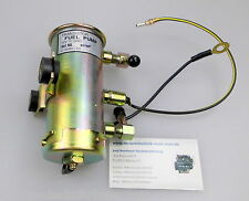 Kraftstoffpumpe Mitsubishi Motor K4E S4L S3L L3E SCHAEFF Hanix Terex