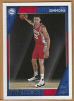2016-17 Panini NBA Hoops RC Ben Simmons Rookie Card #261 Read description
