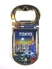 Tokyo Skyline Magnet Flaschenöffner Japan Tokio Souvenir Bottle Opener,Neu
