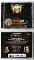 SCHATTENREICH (3) Spur in die Tiefe .. 2007 Lübbe Audio CD OVP/NEU