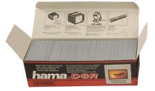 100 x  (Code 1050) Hama DSR Glassless Slide Mounts 24x36 for DSR System