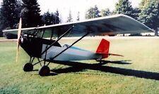 Sky Scout  Pietenpol Ultralight Airplane Wood Model Small