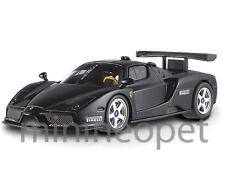 HOT WHEELS ELITE X5511 2003 FERRARI ENZO MONZA TEST CAR 1/43 DIECAST FLAT BLACK