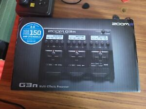 ZOOM G3N Multi Effects Pedal