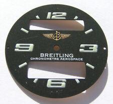 BREITLING AEROSPACE ZIFFERBLATT GRAU GRAY GRIS DIAL ESFERA I099