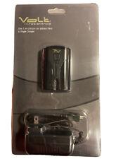 Volt Resistance 7.4v Lithium-ion Battery Pack & Single Charger, Vb726, Bp074262