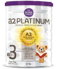 A2 Platinum Toddler Stage 3 (12mth+) 900g x 6 澳洲直邮中国 A2白金系列3段(12个月+)奶粉6罐