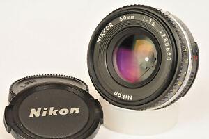 Nikon Nikkor 50mm f/1.8 AI-s Prime Pancake Lens S/N 4280628