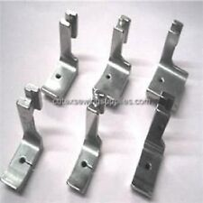 Right Welt Foot Set For High Shank Sewing Machine - 6 Size Piping Foot Set
