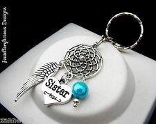 Beautiful Sister  Dream Catcher Keyring Key Ring