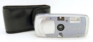 Olympus i-10 APS Compact Camera - 24mm Lens + Case, UK Dealer