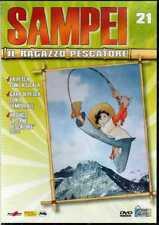 dvd SAMPEI Il ragazzo pescatore HOBBY & WORK numero 21