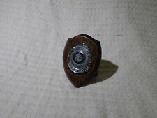 International Police Association IPA Trophy Shield Plaque Badge