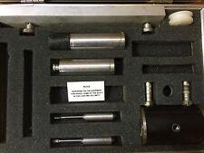 BROOKFIELD VISCOMETER SMALL SAMPLE ADAPTER SSA -WATER JACKET SPINDLE SAMPLE CHMB