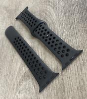 Genuine Apple Anthracite/Black Sport Band 38mm/40mm 3 strap