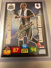 PANINI ADRENALYN XL 2019/20 MIGUEL ALMIRON SIGNED LIMITED EDITION MINT