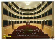 Italia 2017 : Teatro del Popolo di Castelfiorentino - Folder - perfetto -