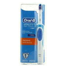 Oral-B Vitality TriZone Electric Rechargeable Power Toothbrush 2 Min Pro Timer