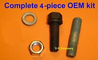 OEM Mopar Starter Mounting Hardware Chrysler Dodge Plymouth Hemi 440 340 318 225