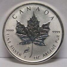 Lingotes de hoja de arce (canadá)