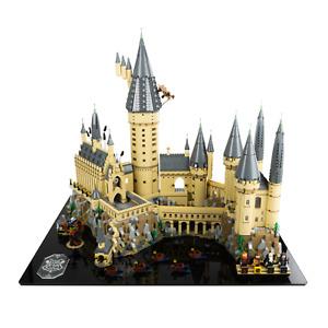 Display base for LEGO Harry Potter: Hogwarts Castle (71043)
