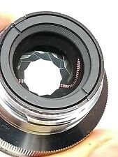Carl Zeiss SONNAR 50mm f:2 for CONTAX R rangefinder