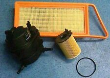 FOR PEUGEOT 1007 1.4TD HDI 05 06 07 08 SERVICE PARTS KIT OIL AIR FUEL FILTER SET